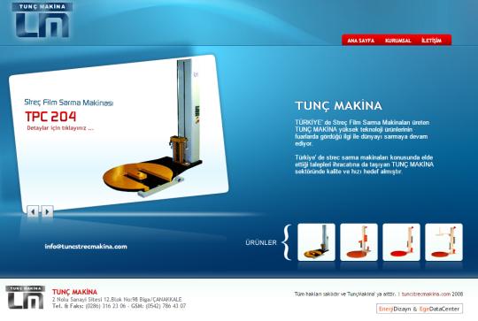 TuncMakina